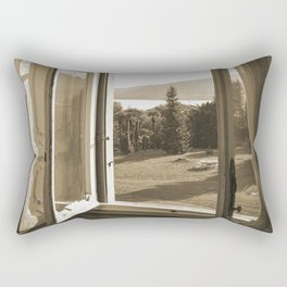 Another window in Tuscany Rectangular Pillow