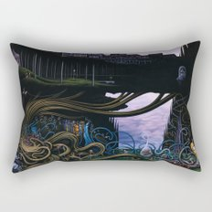 Kiss of Life Rectangular Pillow