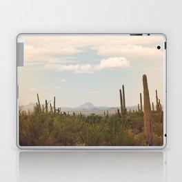 Down Desert Roads, II Laptop & iPad Skin