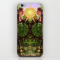 prism iPhone & iPod Skins featuring prism  by BOBBY WILKINS