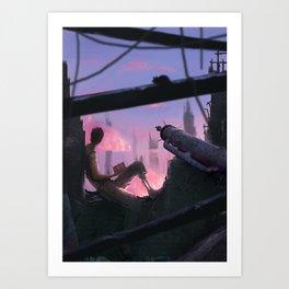 Maximyz Art Print