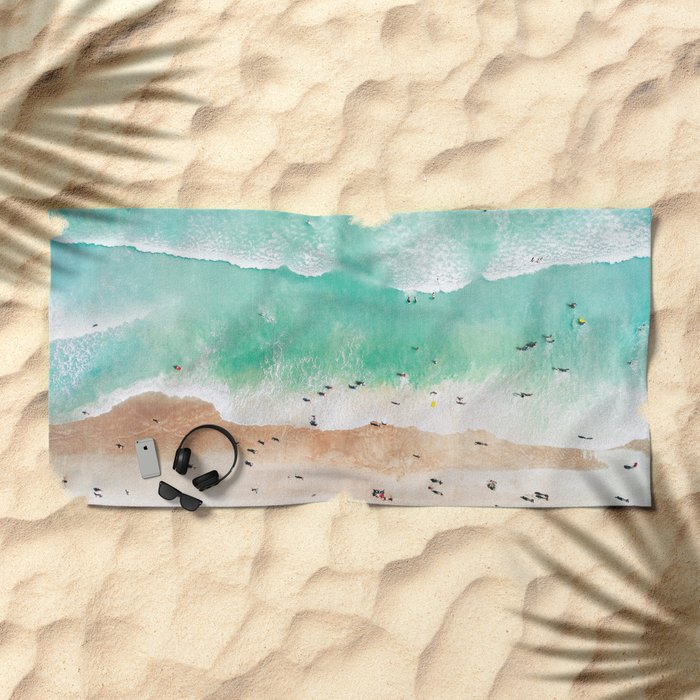 Beach Mood Beach Towel