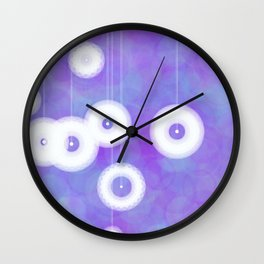 OrnamentalX Wall Clock