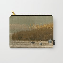 Lake of swans Carry-All Pouch