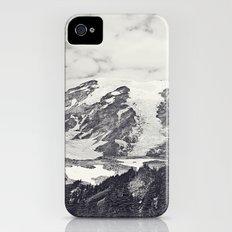 Mount Rainier B&W Slim Case iPhone (4, 4s)