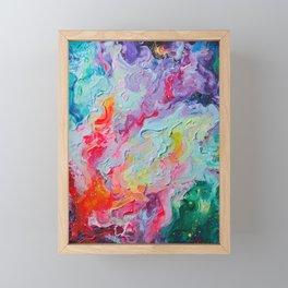 Elements Framed Mini Art Print