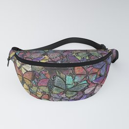 butterfly phantasm Fanny Pack