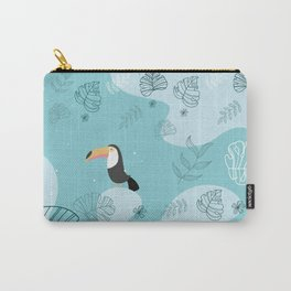 Toucan vector illustration Carry-All Pouch