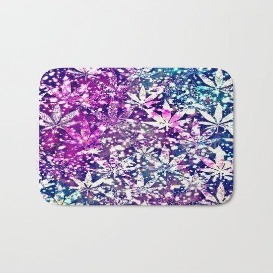 gorgeous weed-300 Bath Mat