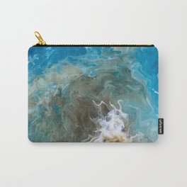 Waves of Glory Carry-All Pouch
