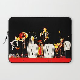 Cotton Club Crooners Laptop Sleeve