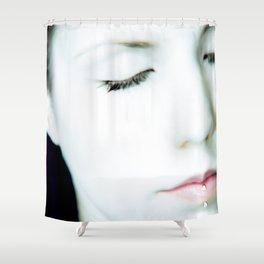 Lament Shower Curtain