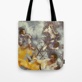 Flanery Passion For BJJ Tote Bag