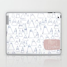 Merry Christmas 01 Laptop & iPad Skin