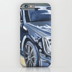 Black on Black {Cadillac CTS Painting} iPhone 6s Slim Case