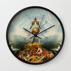 Annacalli Wall Clock