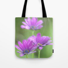 Comos Flowers Tote Bag