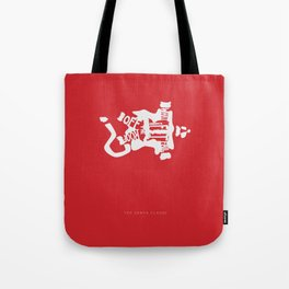 What if I Fall off the Roof? -The Santa Clause Tote Bag