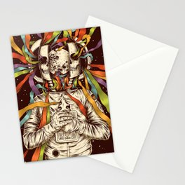 Life from The Darkest Existence Stationery Cards