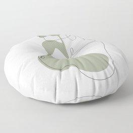 Olives Floor Pillow