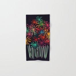 Flower Bouquet Hand & Bath Towel