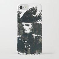 napoleon iPhone & iPod Cases featuring napoleon by Chuchuligoff