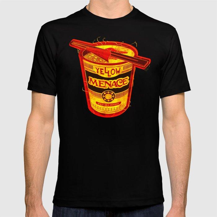 YM Noodles: Golden Dragon T-shirt