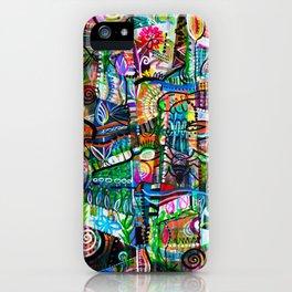 Backyard Garden iPhone Case