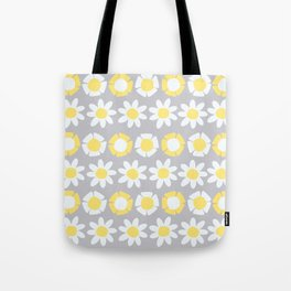 Peggy Yellow Tote Bag