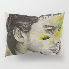 Rei Do Brasil: Tribute to Ayrton Senna da Silva Pillow Sham