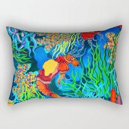 Aquatica Rectangular Pillow