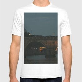Bridges of Rome in the Evening T-shirt