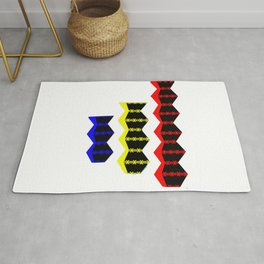 Brancusi Modern Design  Rug