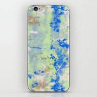 tie dye iPhone & iPod Skins featuring Tie Dye by Wendy Ding: Illustration