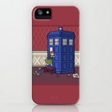 Who wants to Build a Snowman? iPhone (5, 5s) Slim Case