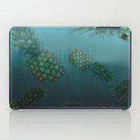 bikini iPad Cases featuring Bikini Bottom  by Sammy Cee