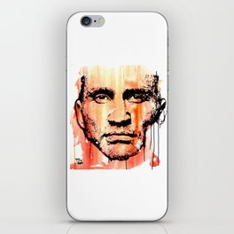 The fighter iPhone Skin