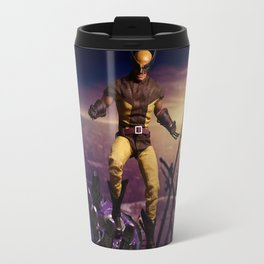 X-Men: Sentinel Diorama Series II (Logan) Travel Mug