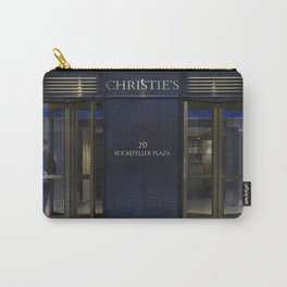 Christie's Carry-All Pouch