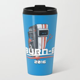Feel the Burn Travel Mug