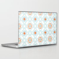 geo Laptop & iPad Skins featuring Geo  by Laura Braisher