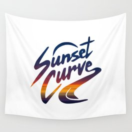SUNSET CURVE - JULIE AND THE PHANTOMS Wall Tapestry