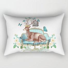 Deer me Rectangular Pillow