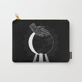 Waning Crescent Carry-All Pouch