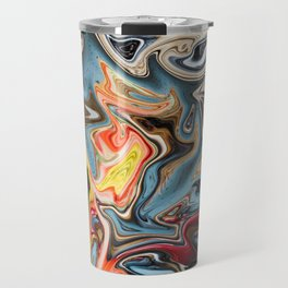 Explosive Light Travel Mug