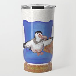 Amsterdam Albatross - we need to talk... Travel Mug