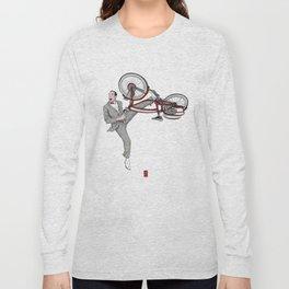 Pee Wee Herman #3 Long Sleeve T-shirt