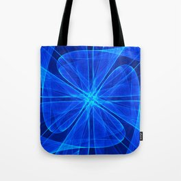 Tulles Propeller Computer Art Tote Bag