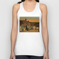 agnes Tank Tops featuring Daybreak by Megs stuff...