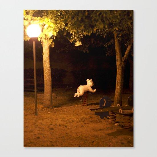 Il Parco Canvas Print